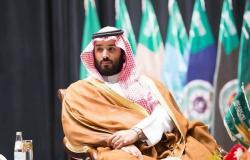 """ولي عهد السعودية يرأس مجلس إدارة """"القدية للاستثمار"""""""
