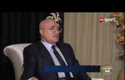 """سمير حلبية يتحدث عن """"تطوير ستاد المصري"""""""