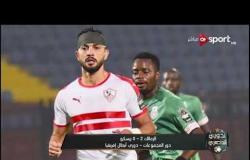 تقييم حسن المستكاوي لفوز الزمالك على زيسكو بالجولة الرابعة من دوري أبطال أفريقيا
