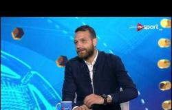 عمرو الحلواني: فضلت الانضمام لحرس الحدود بسبب تواجد ك. طارق العشري