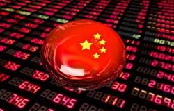 الارتفاع يغلب على الأسهم الصينية بعد بيانات النمو الاقتصادي