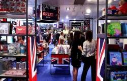 تراجع مبيعات التجزئة في المملكة المتحدة بأكثر من التوقعات