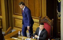 """رئيس وزراء أوكرانيا يتقدم باستقالته إلى """"فولوديمير زيلينسكي"""""""