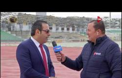 محمود حسين. وكيل لجنة الشباب والرياضة بمجلس النواب يتحدث عن وضع ستاد النادي المصري