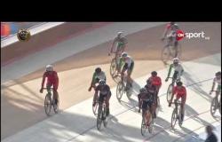 """""""أحمد السنفاوي"""" يوضح أول بطولة شارك فيها في الدراجات"""