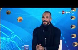 """أمنيات وطموحات  """"محمد طلعت"""" لاعب سموحة"""