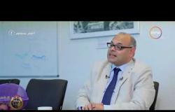 مصر تستطيع - د. محمد سعد يتحدث عن بداية رحلته في انجلترا ومن ساعده في تطوير أبحاثه حول تشكيل المعادن