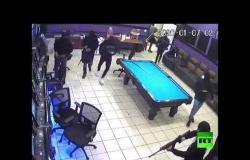 8 مسلحين يسطون على مطعم في الولايات المتحدة