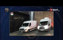 وصول سيارات التدريب العملي للحكام والاختبارات النهائية باستاد القاهرة