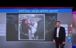 """توسلات """"سيدة العربة الكارو""""في #مصر لم تشفع لها عند المسؤول الحكومي"""