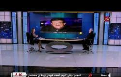 كلمة من الفنان خالد زكي للفنان لطفي لبيب