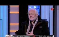 الفنان خالد زكي: تحية إعزاز وتقدير للرئيس السيسي وكافة الخطوات التي يتخذها
