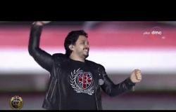"""مصطفى حجاج يغني """"خطوة"""" ويشعل الاستاد في احتفالية """"مصرنا"""""""