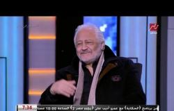 الفنان خالد زكي: الجيش والشرطة هما عماد الوطن