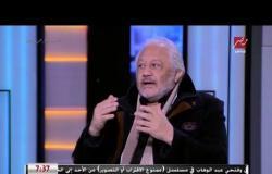 الفنان خالد زكي: اللي عمله الرئيس السيسي من ٢٠١٤ حتى الآن (معجزة)