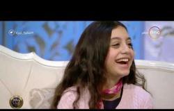 السفيرة عزيزة - أصغر موهبة غنائية تحيي احتفالات عيد الشرطة