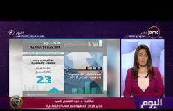 اليوم - وزارة التخطيط: تقدم مصر في مؤشرات التنافسية العالمي يؤكد نجاح استراتيجية الدولة المصرية