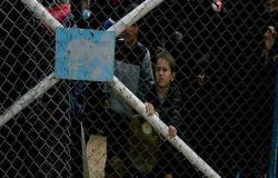 من مصر وفرنسا.. نقل 21 يتيما من مخيم الهول بشمال سوريا