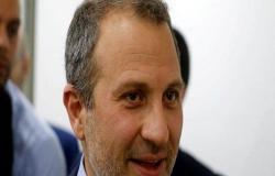 جبران باسيل يتعرض لموقف محرج في دافوس