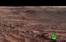 فيديو من كيوريوسيتي يعرفك على تضاريس المريخ عبر كاميرا فائقة الدقة
