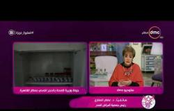 السفيرة عزيزة - هاتفيا د.عصام المغازي: أعراض الكورونا هي زكام و انفلونزا وإلتهاب رئوي والفشل التنفسي