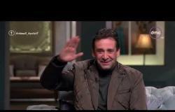 """صاحبة السعادة - سبب غريب أقنع كريم عبد العزيز انه يوافق على فيلم """"البعض لا يذهب للمأذون مرتين"""" ؟!"""