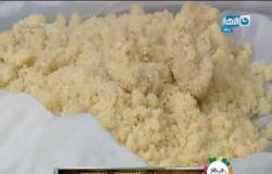 مطبخ هالة| أسهل وأسرع طريقة لعمل الكسكسي المصري بالخميرة