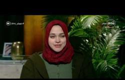 مساء dmc - فايزة عبدة: بدئ من وانا صغيرة كنت شغاله في الزراعة وبعد كده أشتغلت في المحارة والخرسانة