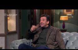 صاحبة السعادة - كريم عبد العزيز بيحكي موقف كوميدي بسبب علاء ولي الدين وانهيار إسعاد يونس من الضحك