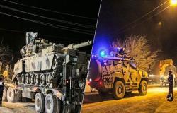 وصول تعزيزات عسكرية تركية جديدة إلى الحدود السورية