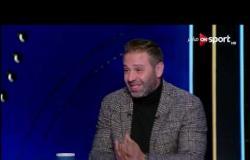 """حازم إمام: مباراة السوبر الإفريقي أحسن ماتش عمله """"الزمالك"""" السنة دي"""