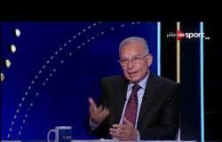 عبد العزيز عبد الشافي: النادي #الأهلي ما يتخافش عليه