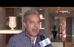 كواليس معسكر النادي الأهلي قبل انطلاق السوبر المصري - خالد الدرندلي