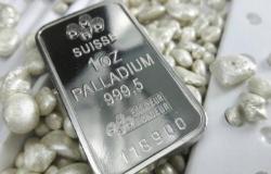 البلاديوم يقلص مكاسبه بعد تسجيل مستوى قياسي جديد