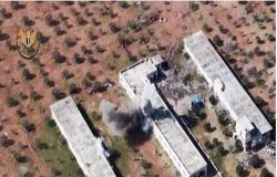 بالفيديو : النظام السوري يتجه لمواقع استراتيجية بحلب والمعارضة ترد
