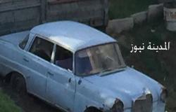 قصة سيارة مرسيدس 190 على سن ورمح ..