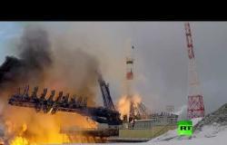 روسيا تطلق بنجاح قمرا عسكريا جديدا إلى الفضاء