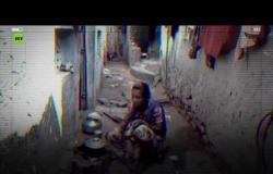 الهند تبني جدارا لإخفاء الفقراء