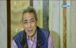 محمود سعد يروي حكايات المقابر الملكية من داخل مسجد الرفاعي
