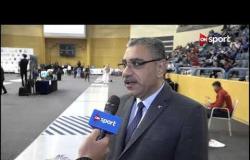 فعاليات بطولة كأس العالم لسلاح الشيش