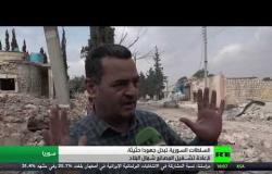 جهود لإعادة تشغيل المصانع في الشمال السوري