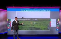 تنديد واسع بعد تنكيل جرافة إسرائيلية بجثة فلسطيني في غزة