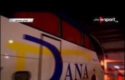 كاميرا أون سبورت ترصد رجوع حافلة الزمالك لمقر النادي عقب عدم خوض مباراة القمة
