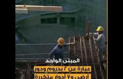 استعدادا لنقل الوزارات.. مصراوي داخل للحي الحكومي بالعاصمة الإدارية