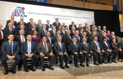 دول العشرين تتوقع نمواً متواضعاً للاقتصاد العالمي حتى 2021