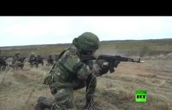 تدربيات مشتركة للجيش الروسي والبيلاروسي