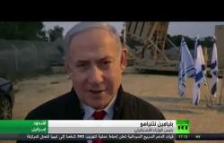 نتنياهو يتعهد بتوسيع العمليات العسكرية بغزة