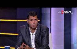 """""""محمود أبو الدهب"""": أبو جبل يقدم أداء مميز.. والزمالك نجح في التعامل مع مباراة السوبر بشكل جيد"""
