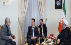 تقرير: الأسد تنحى تقريباً وسليماني أقنعه بالتراجع