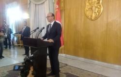 الحكومة التونسية الجديدة برئاسة الفخفاخ تؤدي اليمين الدستورية